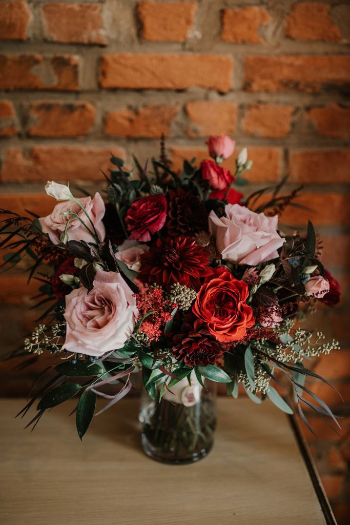 Baltimore Bridal Bouquet
