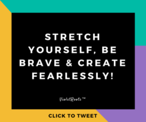 How to Gain Creative Confidence & Not Care What Others Think - Learn how to gain creative confidence and be your most authentic self! Be unapologetic about your creative pursuits and passions and others will follow!