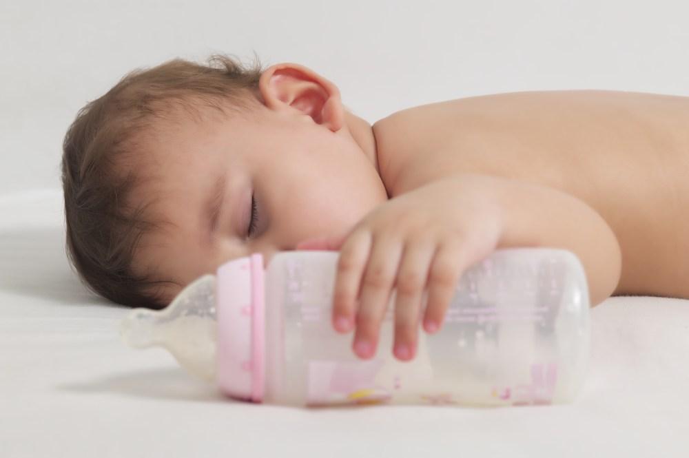 baby sleep associations