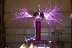 tesla coils are coil types that Nichola Tesla invented.