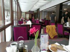 Cottonina restauracja
