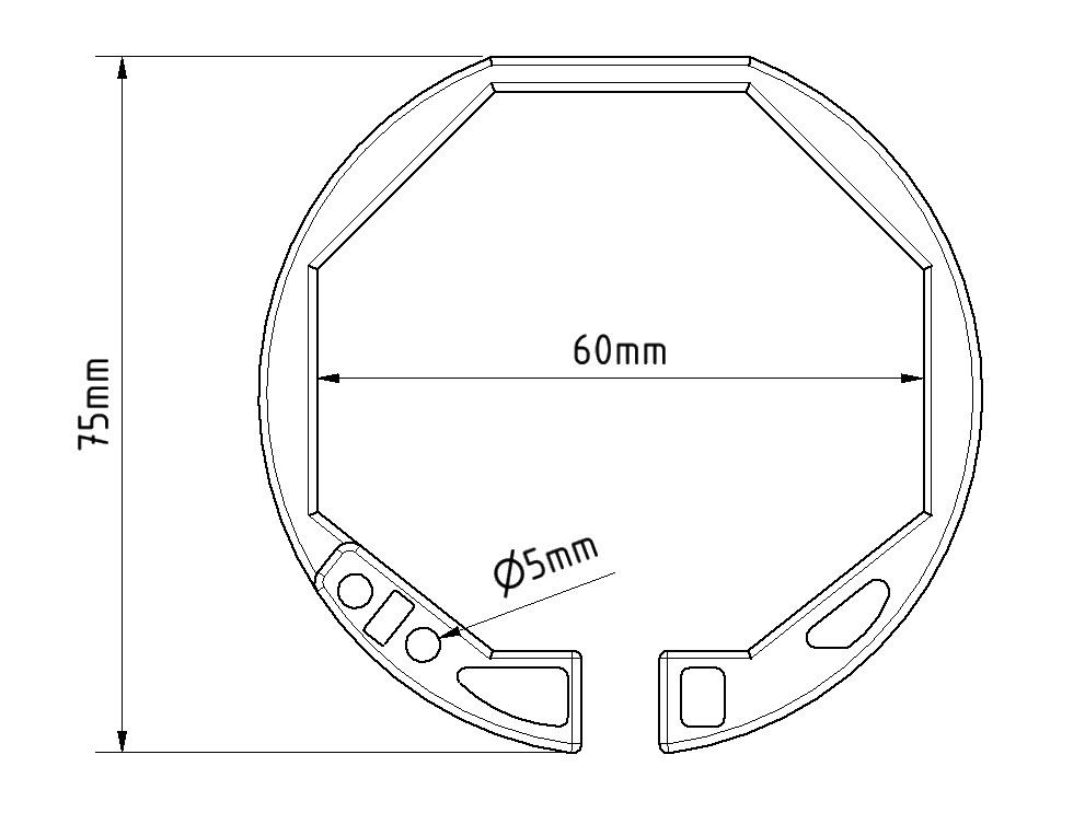 Fixed Ring for Mega Block 20.03.1203