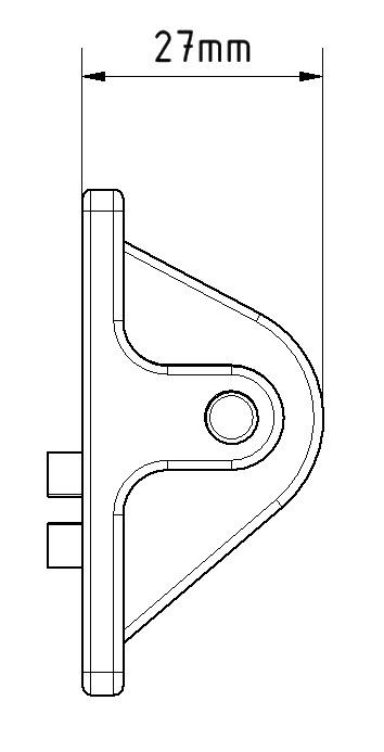 Plastic Braid Guide 20.03.1285