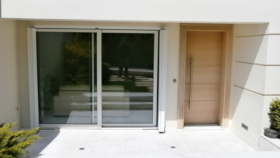 Safety shutters Type-110-2