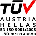 Πτυσσόμενη ασφάλεια ανοξείδωτου χάλυβα με επικάλυψη αλουμινίου – Τ120