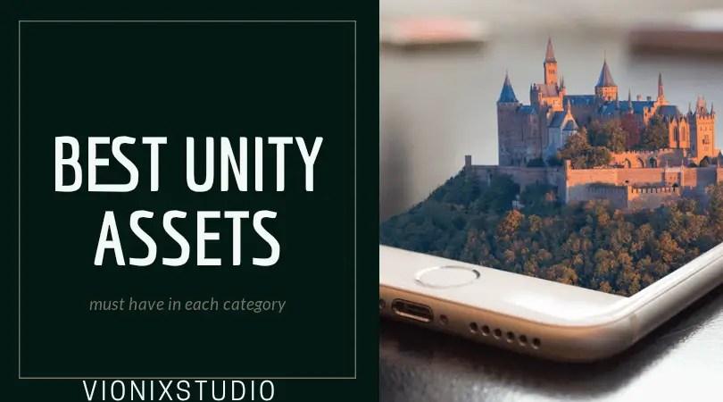 Best unity assets