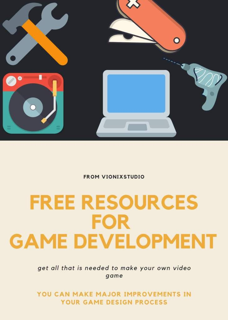 Game development starter Kit