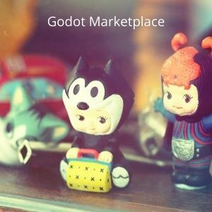 Godot marketplace