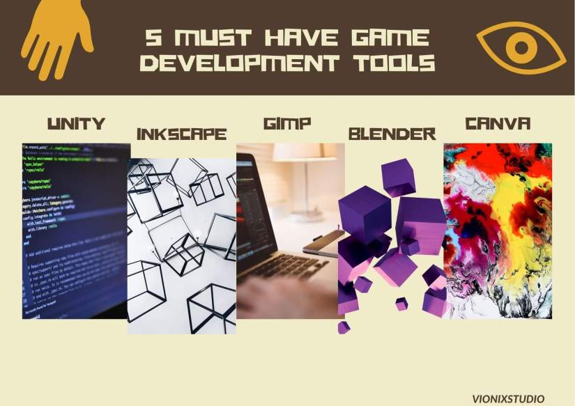 Must have tools for game development