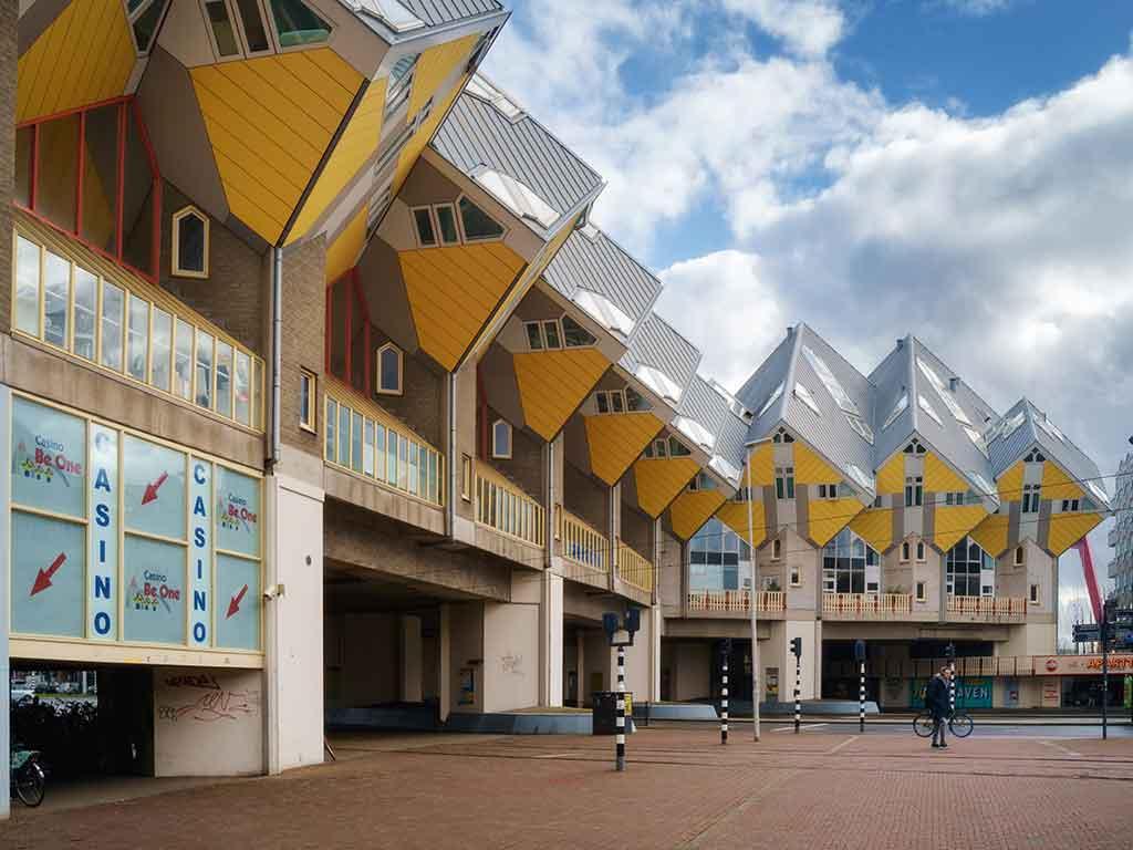 Dutch Cube Houses