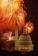 DC - Capitol - 4th of July - Feuerwerk