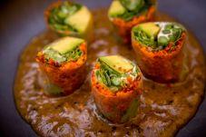 Vegane Spezialitäten finden im Nithan Thai ihre perfekte Vollendung