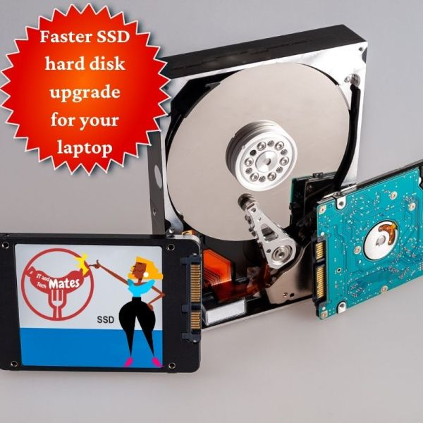 Faster SSD hard drive Upgrade for your computer Your IT and Tech Mates