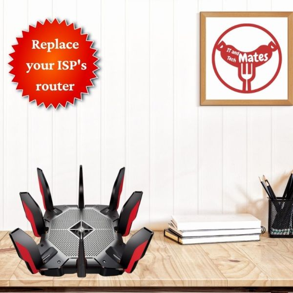 Archer AX11000 Wifi Replacement Premium Package Your IT and Tech Mates