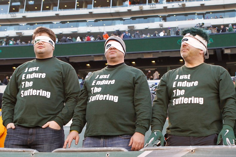 Jets fans in their own words: Why we approve of the tank
