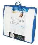 Contour Vinyl Bath Spa Pillow Bag