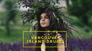 Vancouver Island Druids Garry Oak Protogrove