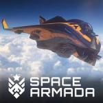 Space Armada Galaxy Wars mod apk (Mod Dhuwit) 2.2.424