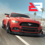 Rebel Racing mod apk (much money) 1.10.8941