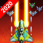 Galaxy Invaders Alien Shooter mod apk (Unlimited Coins/Gems) 1.2.15