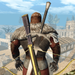 BARBARIAN OLD SCHOOL ACTION RPG mod apk (God Mode) v0.8.7