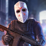 Armed Heist TPS 3D Sniper shooting gun games mod apk (Immortality) v1.1.35