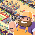 Car Industry Tycoon Idle Car Factory Simulator mod apk (Much money) v0.30