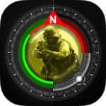 Compass GPS Pro Military Compass with camera Premium APK 2.2