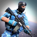 Counter Terrorist Strike FPS Shooting Games mod apk (much money) v1.0.5