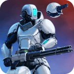 CyberSphere SciFi Third Person Shooter mod apk (Mod Money/Free Shopping) v2.0.0