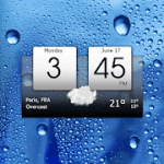 Digital clock & world weather Premium APK 5.60.1.4