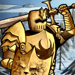 The Paladin's Story Melee & Text RPG (Offline) mod apk (Unlimited gold coins) v0.50