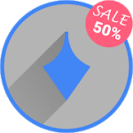 Velur Icon Pack Patched APK 18.9.0