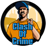 Clash of Crime Mad San Andreas mod apk (much money) v1.3.3