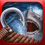Survival on Raft Ocean Nomad  Simulator mod apk (much money) v1.131