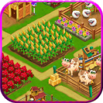 Farm Day Village Farming Offline Games mod apk (Mod Money) v1.2.30