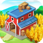Sim Farm Harvest, Cook & Sales mod apk (Unlimited Materials/Free Speed Up) v1.4