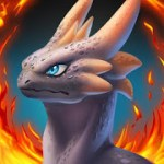 DragonFly Idle games Merge Dragons & Shooting mod apk (Unlimited Gold/Diamonds/Stones) v2.3