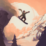 Grand Mountain Adventure Snowboard Premiere mod apk (All Maps Unlocked) v1.158