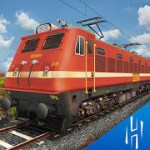 Indian Train Simulator mod apk (much money) v2020.3.8