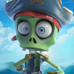 Zombie Castaways mod apk (much money) v4.10.2