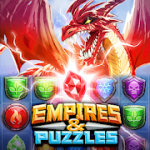 Empires & Puzzles Epic Match 3 mod apk (GOD MOD) v31.0.3