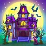 Monster Farm Happy Ghost Village Witch Mansion mod apk (Mod Money) v1.55