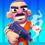 Prison Royale mod apk (Immortality/High damage/Endless ammo) v0.2.1