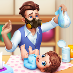 Baby Manor Baby Raising Simulation & Home Design mod apk (Mod Money) v1.00.69