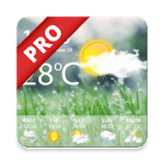 Weather Pro Weather Real-time Forecast Paid APK 1.3.0