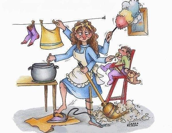 Майка + работа вкъщи = мисия възможна?