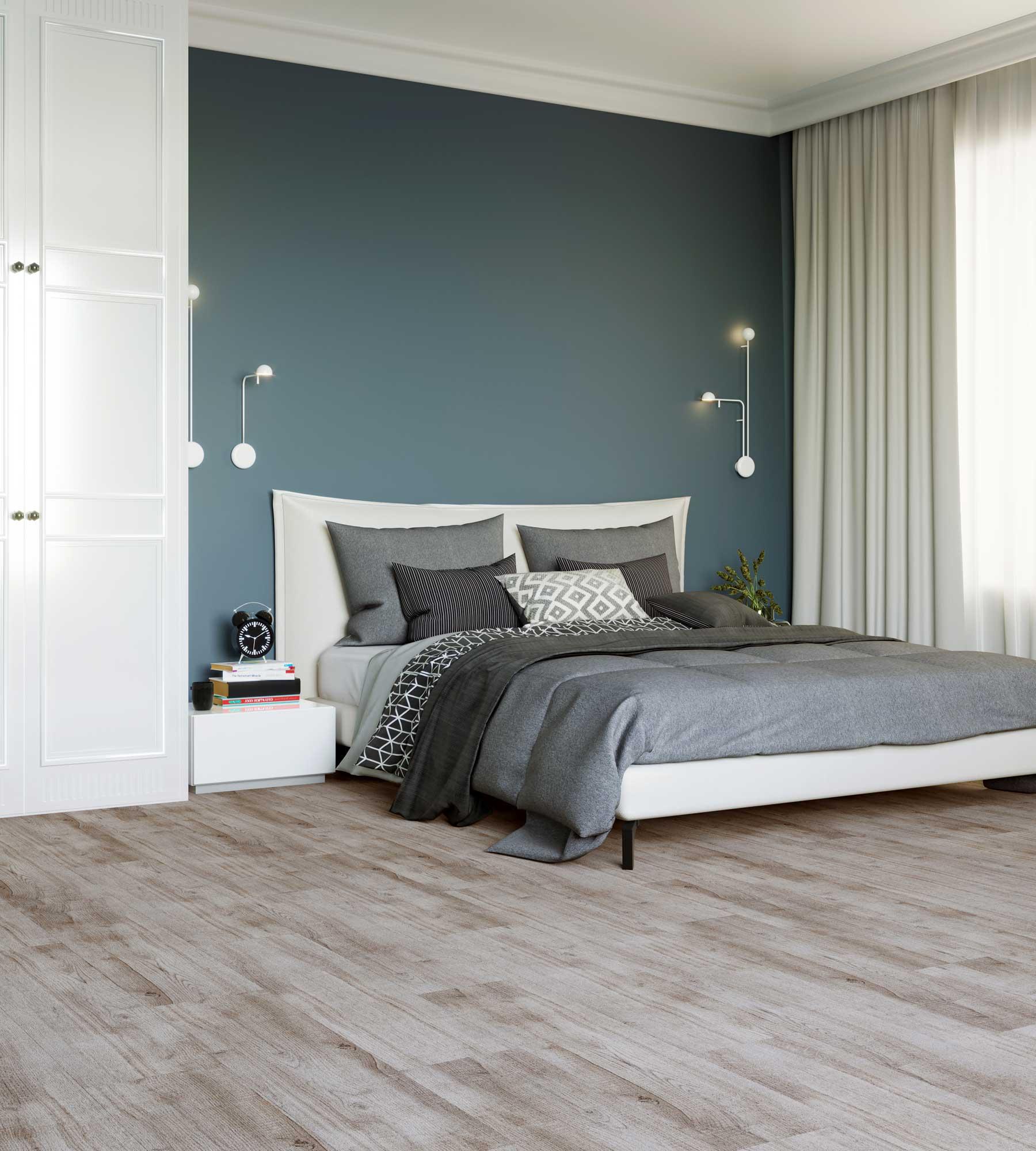 Teppich In Holzoptik Good Korkboden Verlegen Auf Teppich