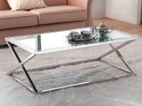 Metal Coffee Table Modern - Rascalartsnyc
