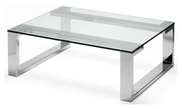 steel and glass coffee table | coffee tables